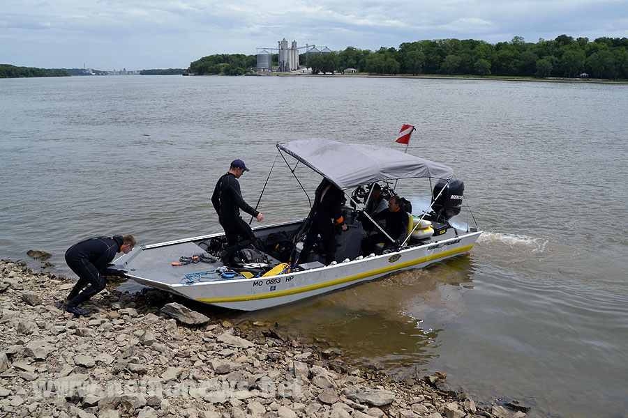 Missouri Highway Patrol Divers