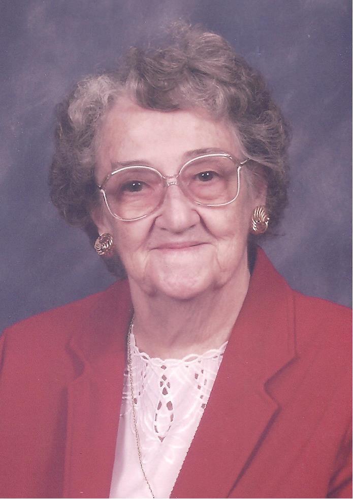 Velma Corrine Aldridge