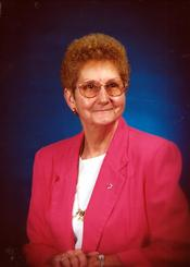 Lorene Elizabeth Duggins Woods