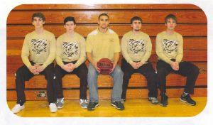 HHS Sr Boys Basketball