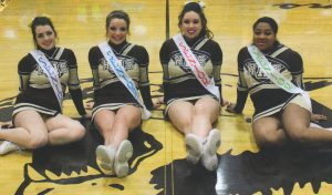 HHS Sr Cheerleaders
