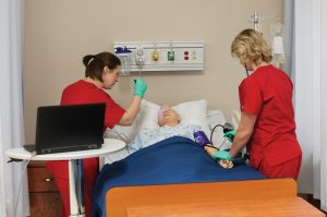 HLG Nursing PP skills lab