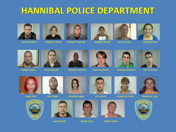 Hannibal Arrests
