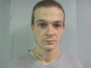 Kyle T Hall, 28, of Keokuk, IA