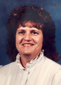 Raleigh Patsy Obit Photo 2017-01-300001