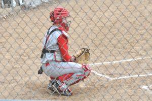 baseball catcer
