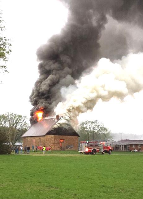 church fire 2