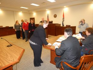 Prosecuting Attorney Holly Conger
