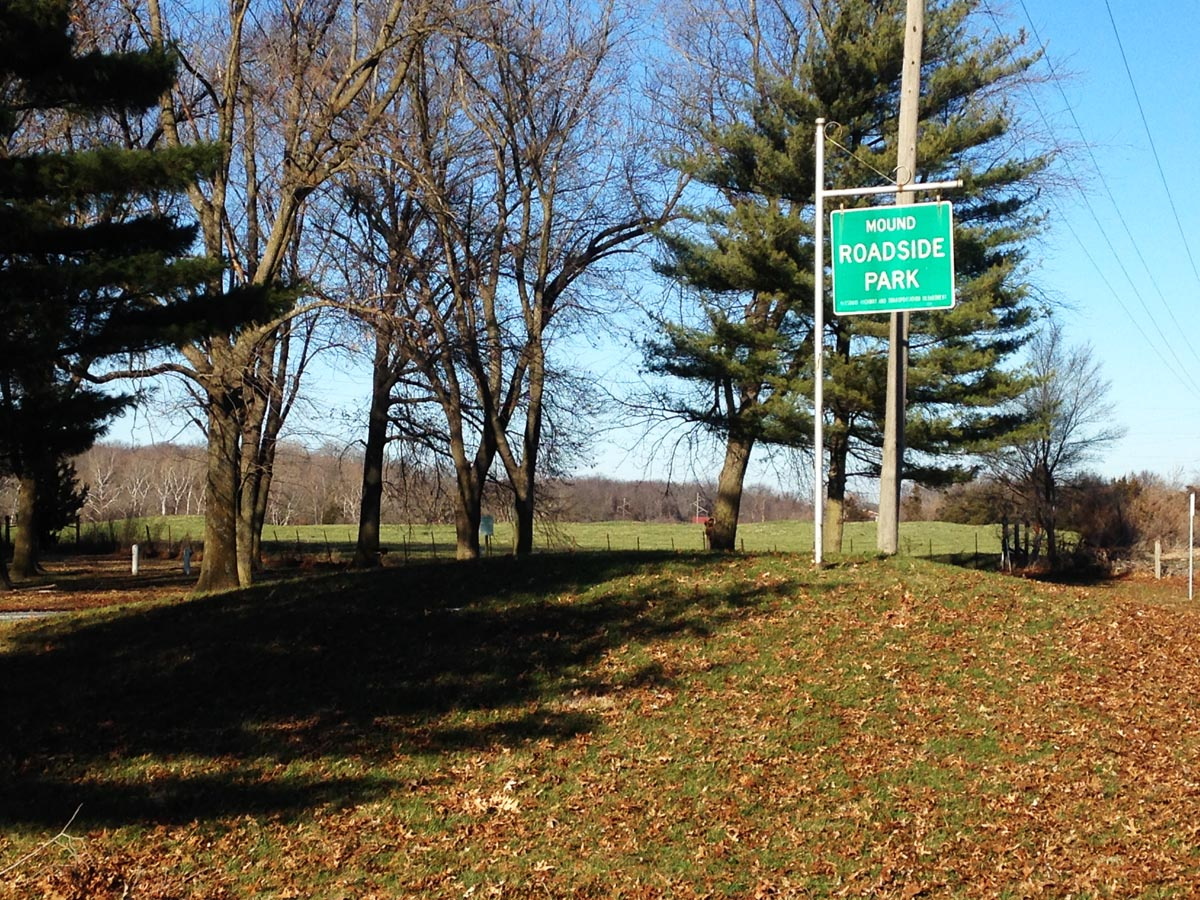 Mound Roadside Park, which started in Clark County in 1958, will close this week.
