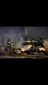 Barn Fire 12-29-16