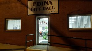 Edina Council in Closed Session on 1-23-17