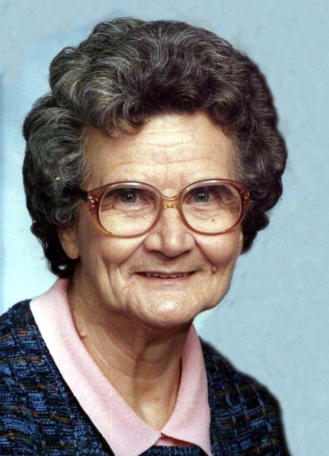 Alma Kelley
