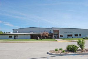 Clark County R-1 High School in Kahoka.