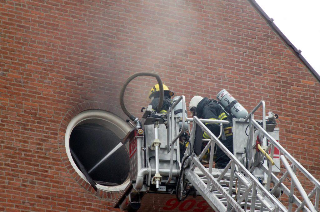 Kirksville FD Responds to Edina FD Mutual Aid Call