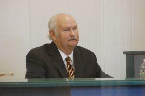 Former Sheriff Mike Kite