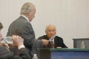 Kite questioned by defense attorney Charlie James