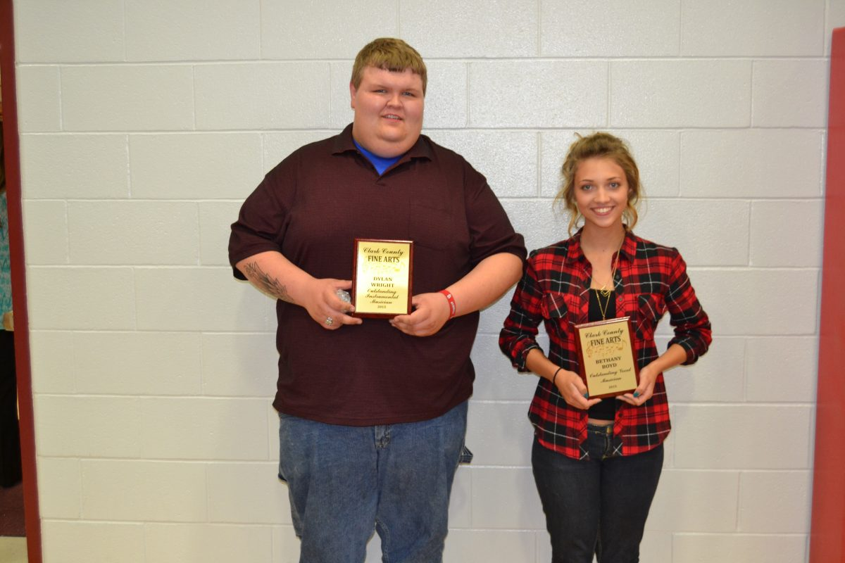 Outstanding Musicians Dylann Wright and Bethany Boyd