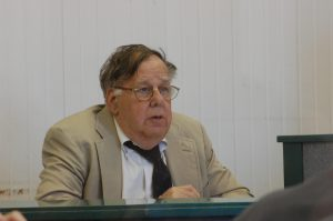 Medical Examinter Eddie Adelstein