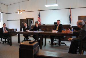 Court en banc Judges