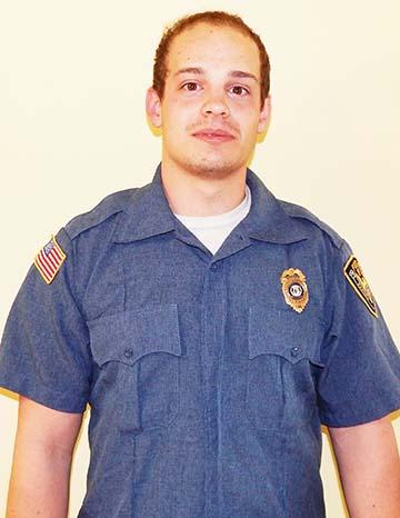 Daniel Smith new cop