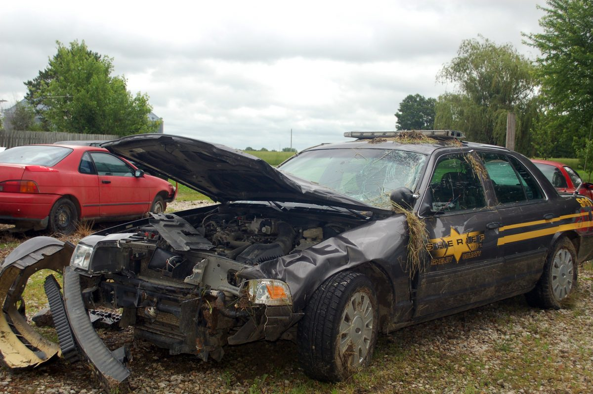 Deputy accident 001