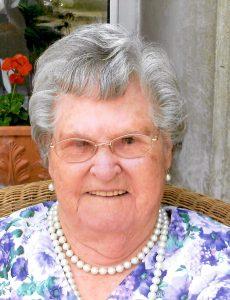 Doris Hayes