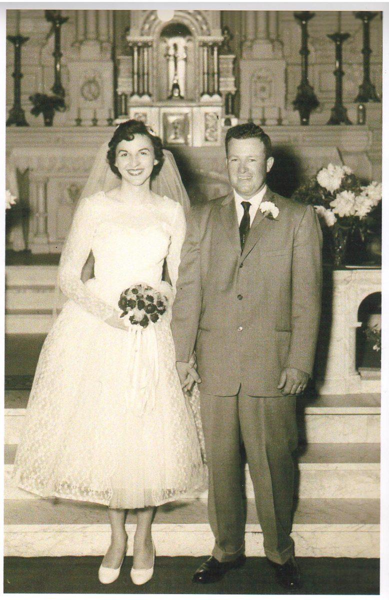E Goodwin wed