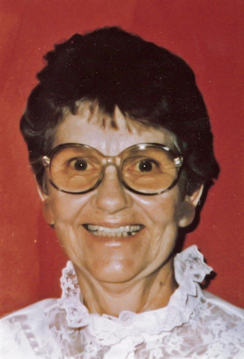 Helen Bernice Bunch