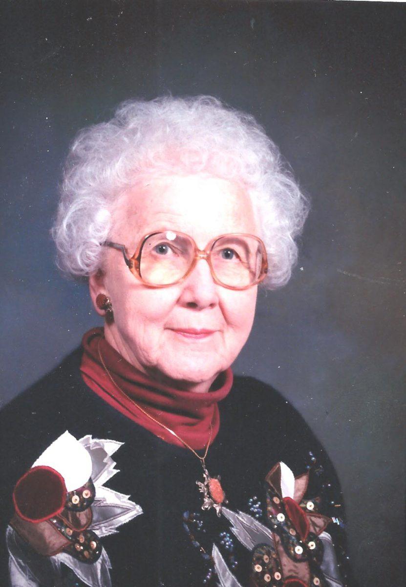 Dorothy Virginia Slocum Lawson