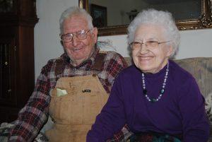 Mr. & Mrs. Zuspann