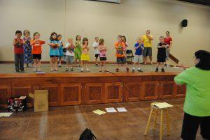 Kids Theater Camp