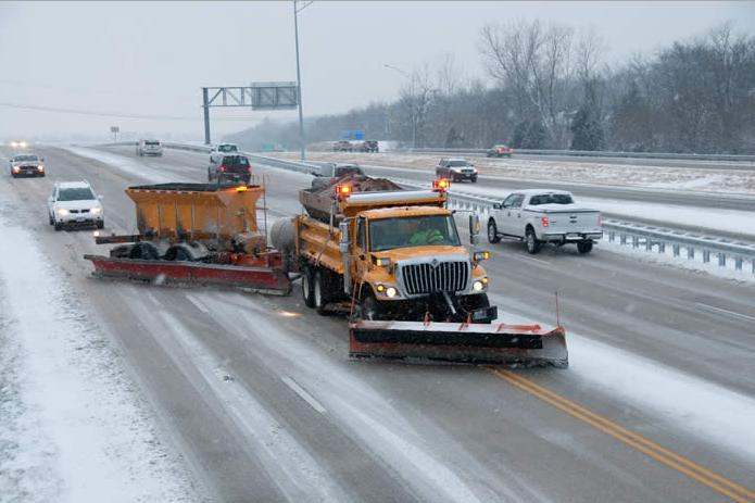 Photo from MoDot Road Conditions Website