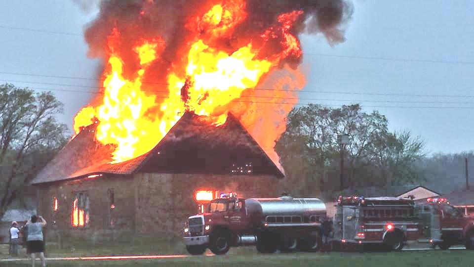 church fire 3