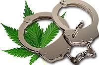 handcuffs pot