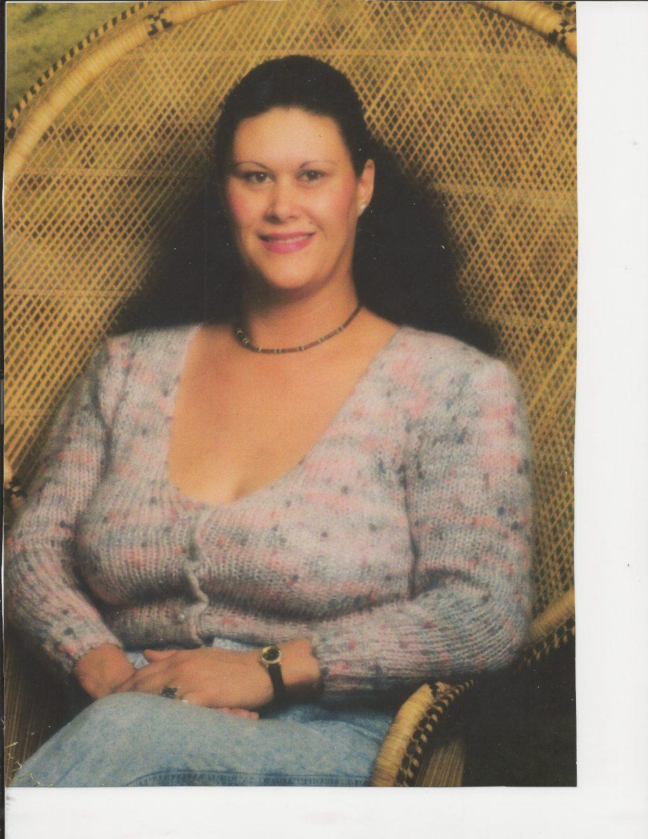 Annette Marie Morgan (Benner)